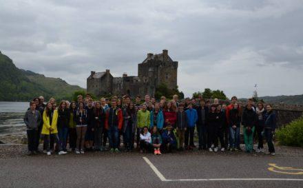 Eilean Donan Castle, foto: Tereza Vidimská